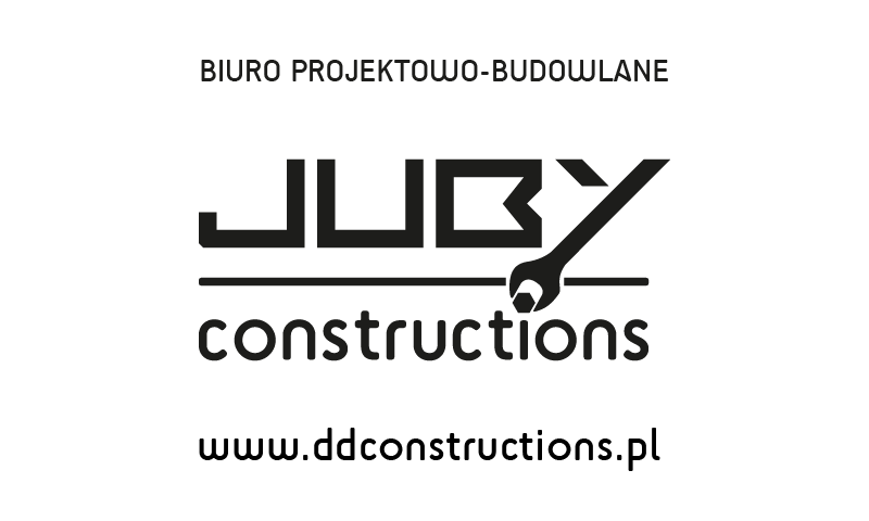 juby construction logo mono